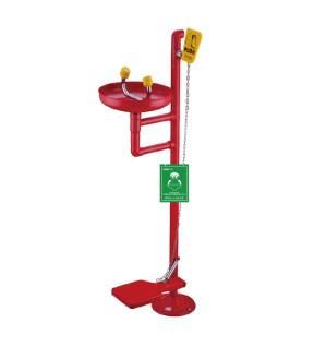 脚踏式洗眼器WJH0859