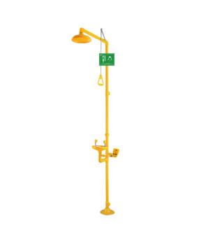 复合式洗眼器WJH0758A黄色