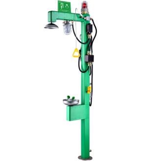电伴热洗眼器WJH0658